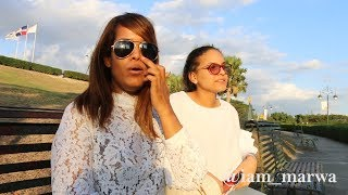 SANTIAGO DOMINICAN REPUBLIC GIRLS On dating a BROKE GUY ??? || iam_marwa