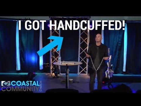 I GOT HANDCUFFED! | Chains 1 - Financial Bondage | Coastal Community Church