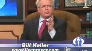 oprah challenged by bill keller of liveprayercom