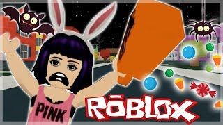 Roblox - Trick or Treat !! Halloween City !