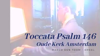 MARCO DEN TOOM (1995) - Toccata Psalm 146