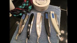 How I Test Shave Razors