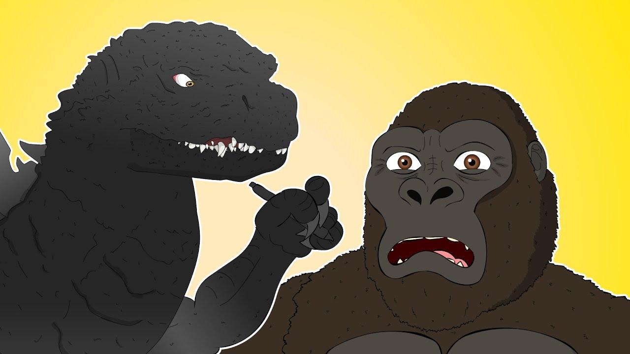 Behind The Scenes - Godzilla vs Kong The Musical