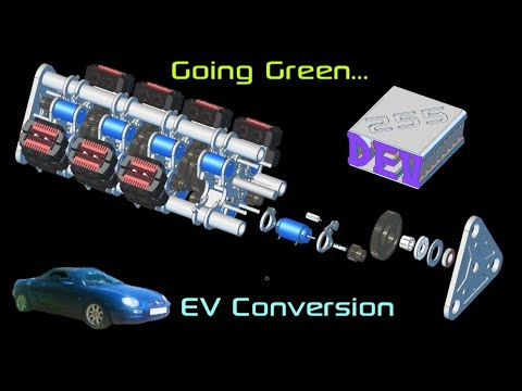 New MGF Power Unit Video