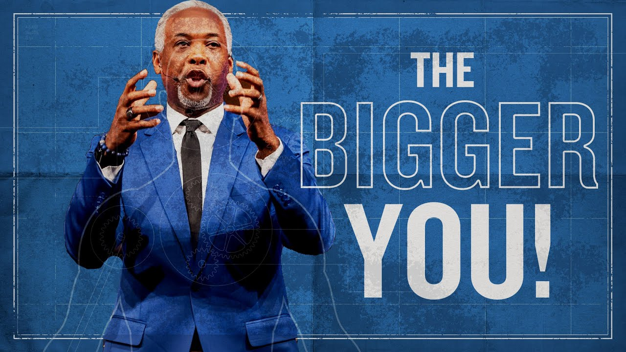 Download The Bigger YOU! | Bishop Dale C. Bronner | Word of Faith Family Worship Cathedral