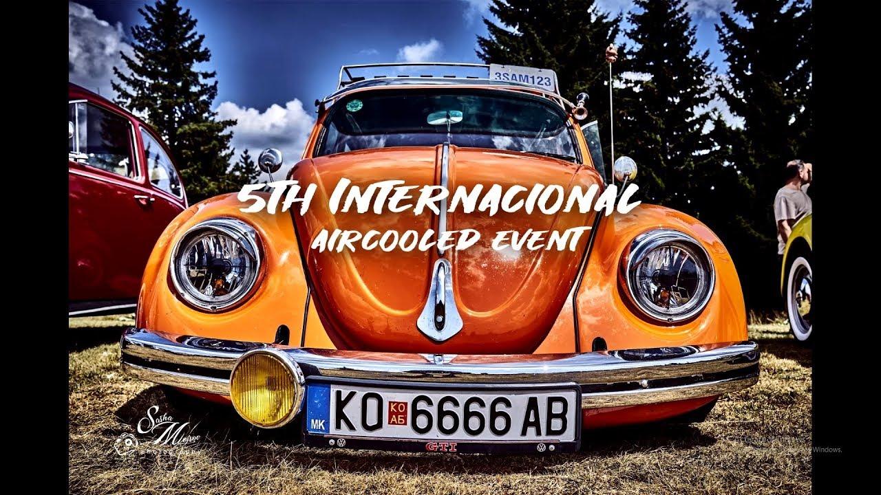 VW Beetle 5th Internacional AirCooled event in Kocani Macedonia