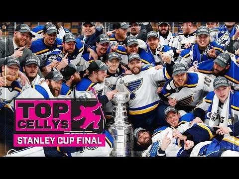 Top 10 Cellys of the 2019 Stanley Cup Final