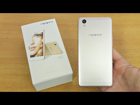 Oppo A37 - Unboxing, Setup & First Look! (4K)