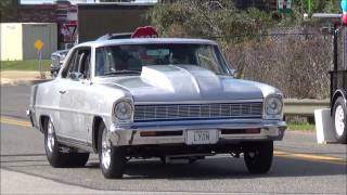 1966 Chevy II Nova SS Pro Street