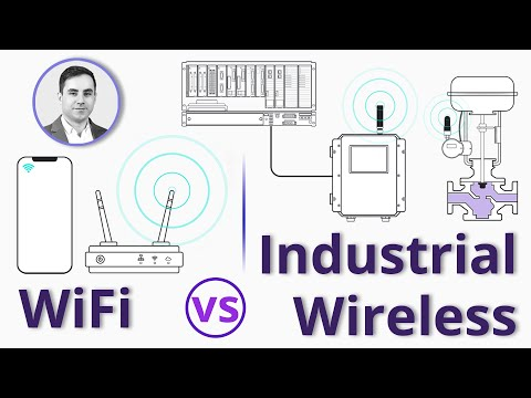 WiFi vs Industrial Wireless - What is the Difference?