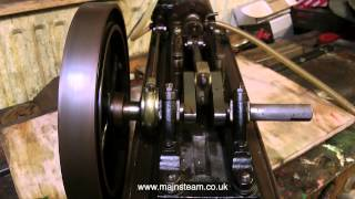PART #1 - RENOVATING A VINTAGE WORKSHOP TYPE STEAM ENGINE