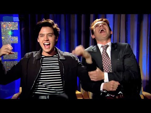 Cole Sprouse & KJ Apa Bromance Is On Fire