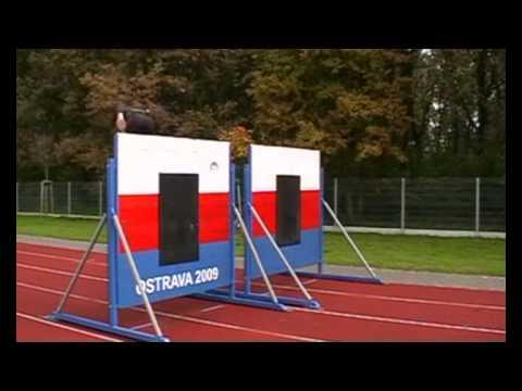 Instruktážní video 100m překážek