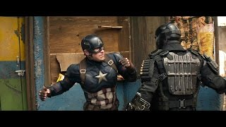 Captain America - Fight Moves Compilation(CW included) HD streaming