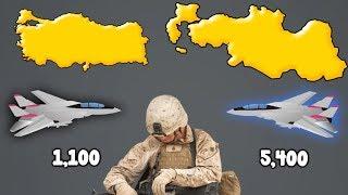Türkiye, TÜM KOMŞULARIYLA Birleşip TEK BİR ÜLKE Olsaydı?