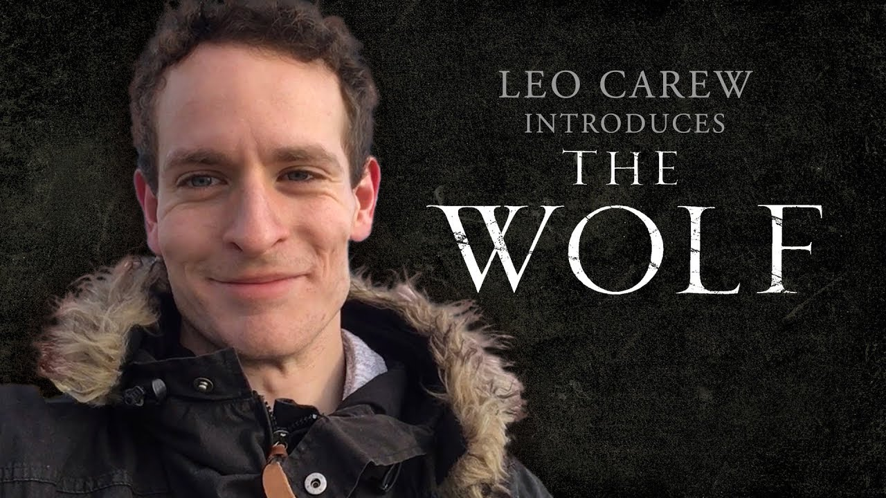 Authors in Orbit: Leo Carew introduces his debut novel, THE WOLF