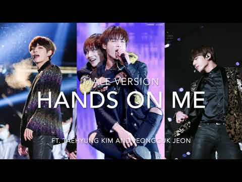 Free Download ♂ Male Version | Taeyeon - Hands On Me Ft. Taekook [hd Audio] Mp3 dan Mp4