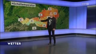 ZIB Wetter YouTube Kacke - Scheiß Bergwetter | Wetter Zeit im Bild