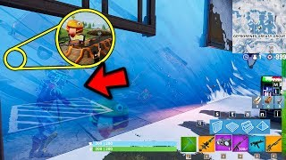 🍔 Greasy Grove in EIS Enter Glitch ❄️| Fortnite Season 7 English