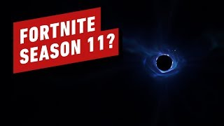 Fortnite Season 11 Livestream - Monitoring the Blackhole (Day 2)