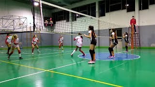 Pallavolo U13 femminile - Bona Renault Young Volley Lissone  vs  Easyvolley