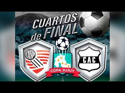 Copa Jujuy - Cuartos de Final 21-10-18