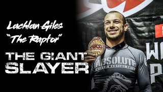 The Giant Slayer | Lachlan Giles