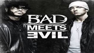 Living proof instrumental - Bad meets evil