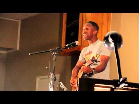 K-Zoe Performing Testimony Live (Acoustic Version)