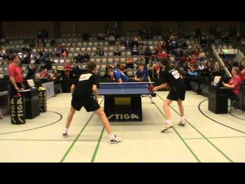 130526 DM Double, Mikkel Klint Stuhr/Mikkel Frederiksen - Andreas Dililng/Thomas Hansen