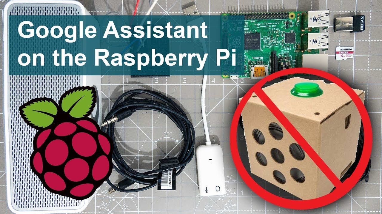 Making A Google Assistant With The Raspberry Pi 2 Or 3 Youtube Wiring Diagram