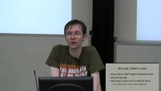 [linux.conf.au 2014] Reverse engineering vendor firmware drivers for little fun and no profit