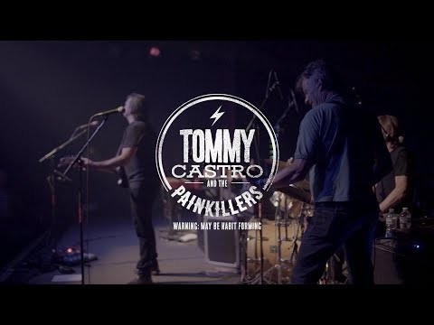 """""""Them Changes"""" Live in SLC ✦ TOMMY CASTRO & the PAINKILLERS - Stompin' Ground Mp3"""