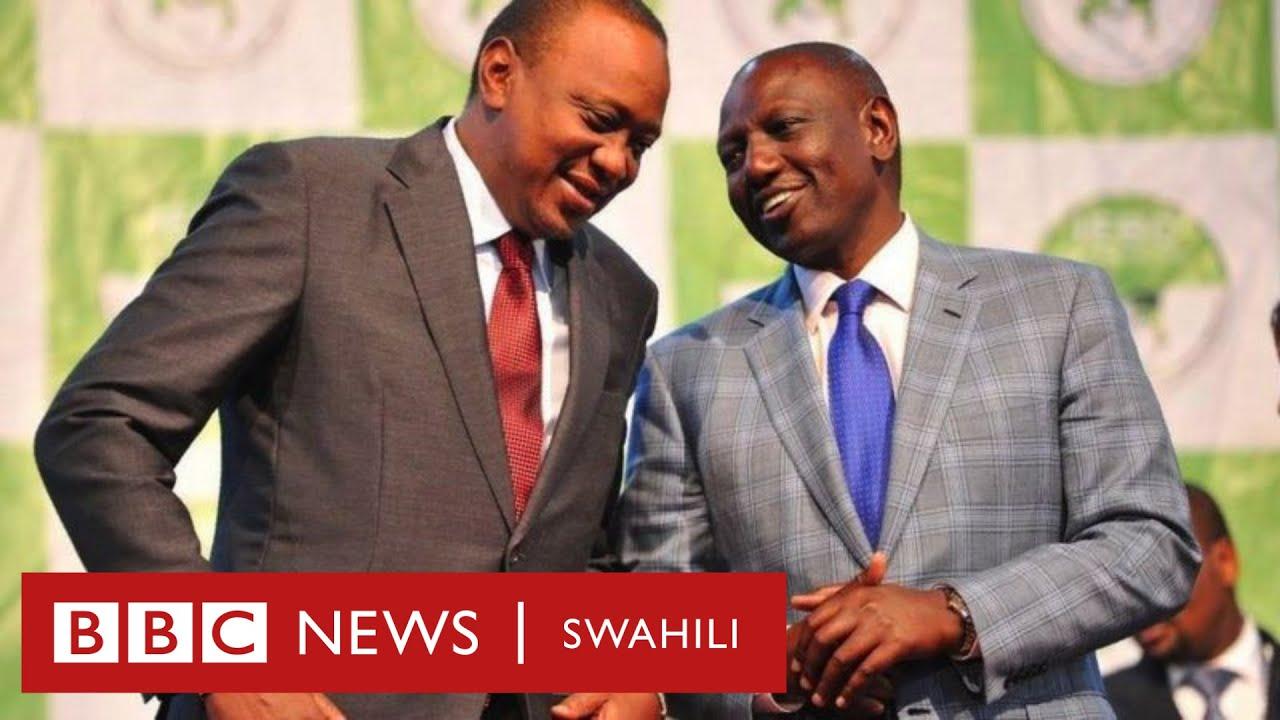 Download Rais wa Kenya Uhuru Kenyatta amtaka naibu wake kuondoka serikalini badala ya kuishambulia
