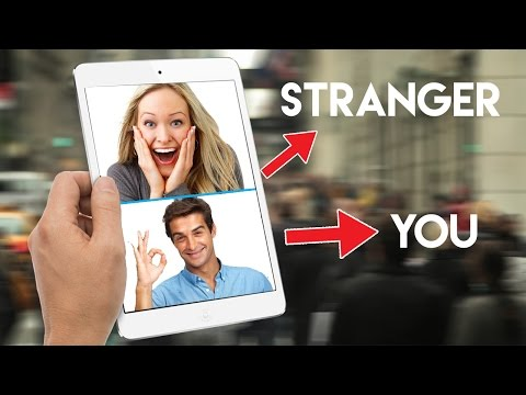 How To Do Video Chat With Strangers On Android | Talk To Strangers From All Over The World
