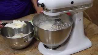 Decorating Butter Cream  Icing- How To Make- Cake Decorating
