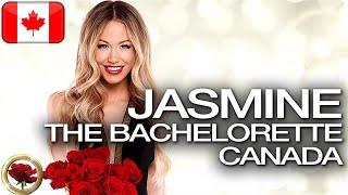 Gambar cover Introducing Jasmine Lorimer | The Bachelorette Canada