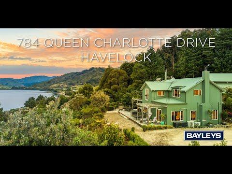784 Queen Charlotte Drive, Havelock, NZ