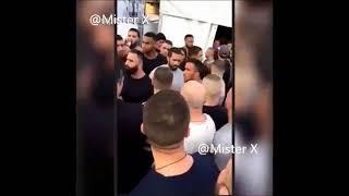 ARAFAT zu KOLLEGAH: KEINER HAT ANGST VOR DIR! Abou Chaker