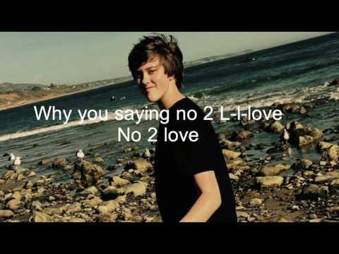 No 2 Love- Raegan Beast (Lyric Video)