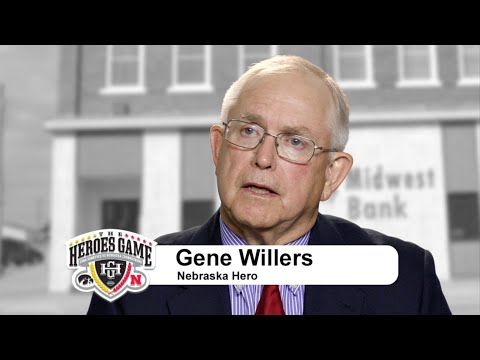 Gene Willers - 2014 Nebraska Citizen Hero