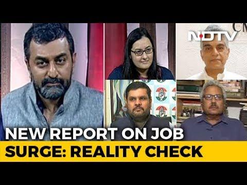New Jobs 'Surge' Survey: Fact Or Hype?