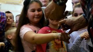 A 3-szoros olimpiai bajnok Kiss Gergely látogatott Kecskemétre