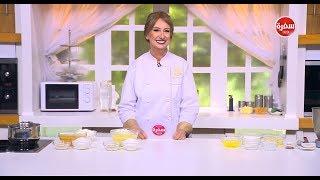 حلوى الكراميل - كيك موس المانجو والاناناس   زي السكر (حلقة كاملة)