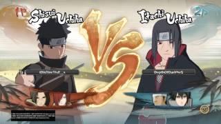 Naruto ultimate ninja storm 4 online gameplay