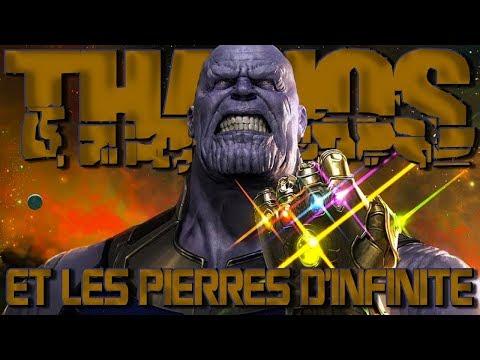 Thanos et les Pierres d'Infinité (MCU)
