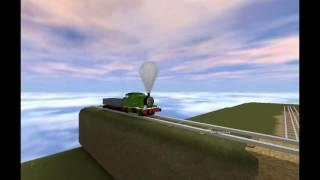 Quelques dans les coulisses de Thomas et le magic Railroad ROBLOX