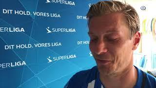 Markus Halsti om debut: Stor dag