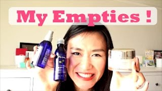 Empties Product Review Summer 2014 | LoveBezuki Thumbnail
