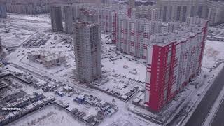 видео Новостройки на Ленинском проспекте